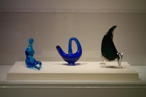 ガラスによる造型芸術