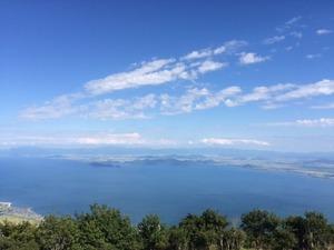 琵琶湖の絶景!