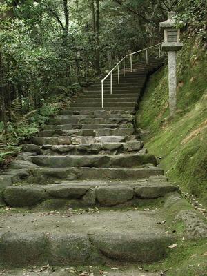 安養寺の風景①