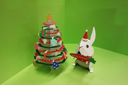 クリスマスのかざり編