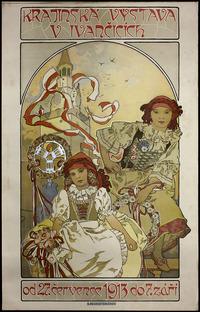《イヴァンチツェの地方祭》 1913年 OGATAコレクション