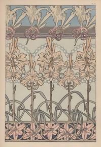 《装飾資料集》PL 33 1902年 OGATAコレクション