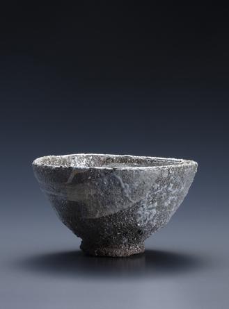 井戸形茶碗 足日木能