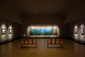 展示室の風景