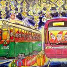 サンタ電車